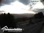 Archiv Foto Webcam Steiermark, Tonnerhütte 12:00