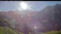 "Archived image Webcam Innerberg, ""Silbertal"" valley 02:00"