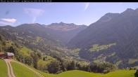 "Archived image Webcam Innerberg, ""Silbertal"" valley 06:00"