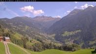 "Archived image Webcam Innerberg, ""Silbertal"" valley 08:00"