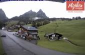 Archived image Webcam base station Brunni-Haggenegg mountain railways 02:00