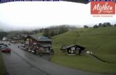 Archived image Webcam base station Brunni-Haggenegg mountain railways 10:00