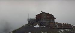 Archived image Webcam Top station Hörnli-Express 12:00