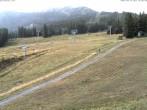 Archiv Foto Webcam Talstation Marmot Basin, Alberta 06:00