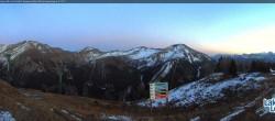 Archived image Webcam Lift Ptarmigan Panorama 13:00