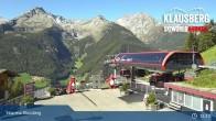 Archived image Webcam Top Station Klausberg 09:00