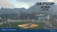 Archived image Webcam Alta Badia - Club Moritzino 01:00