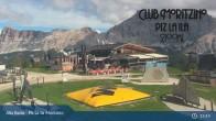 Archived image Webcam Alta Badia - Club Moritzino 07:00