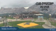 Archived image Webcam Alta Badia - Club Moritzino 11:00