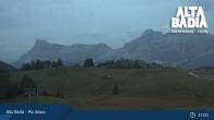 Archived image Webcam Piz Arlara (Alta Badia) 21:00
