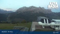 Archived image Webcam Piz Arlara (Alta Badia) 01:00