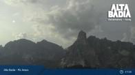 Archived image Webcam Piz Arlara (Alta Badia) 11:00