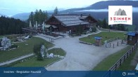 Archived image Webcam Innichen - Haunold Top Station 19:00