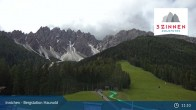 Archived image Webcam Innichen - Haunold Top Station 05:00