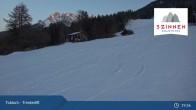 Archived image Webcam Toblach - Trenker Lift 21:00