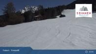 Archived image Webcam Toblach - Trenker Lift 09:00