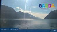 Archived image Webcam Riva del Garda: Porto San Nicolò 07:00