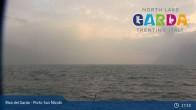 Archived image Webcam Riva del Garda: Porto San Nicolò 11:00