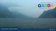 Archived image Webcam Riva del Garda: Porto San Nicolò 19:00