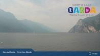 Archived image Webcam Riva del Garda: Porto San Nicolò 03:00
