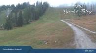 Archiv Foto Webcam Skigebiet Štrbské Pleso 04:00