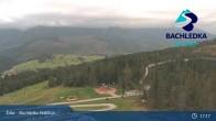 Archived image Webcam Ždiar - Ski Resort Bachledova 18:00
