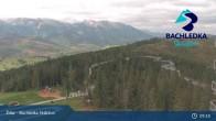 Archived image Webcam Ždiar - Ski Resort Bachledova 04:00