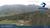 Archived image Webcam Ždiar - Ski Resort Bachledova 08:00