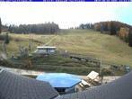 Archived image Webcam Panorama view from the roof of the WSV club at the Schwäbischen Alb 06:00