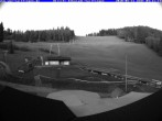 Archived image Webcam Panorama view from the roof of the WSV club at the Schwäbischen Alb 22:00