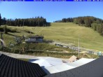 Archived image Webcam Panorama view from the roof of the WSV club at the Schwäbischen Alb 02:00