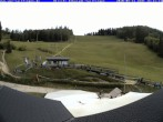 Archived image Webcam Panorama view from the roof of the WSV club at the Schwäbischen Alb 10:00