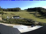 Archived image Webcam Panorama view from the roof of the WSV club at the Schwäbischen Alb 12:00