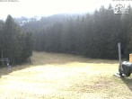 Archived image Webcam Winterberg: View Quick Jet top station 04:00