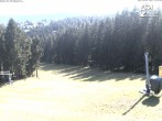 Archived image Webcam Winterberg: View Quick Jet top station 06:00