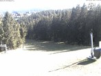 Archived image Webcam Winterberg: View Quick Jet top station 08:00