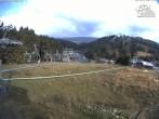 Archived image Webcam Winterberg: View St. Georg Ski Jump 04:00