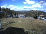 Archived image Webcam Winterberg: View St. Georg Ski Jump 06:00