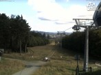 Archived image Webcam Winterberg: View from Brembergkopf 08:00