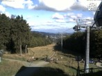 Archived image Webcam Winterberg: View from Brembergkopf 10:00