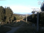 Archived image Webcam Winterberg: View from Brembergkopf 12:00