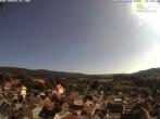 Archiv Foto Webcam Blick vom Waldmünchner Kirchturm 06:00
