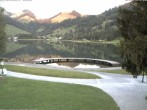 Archived image Webcam Schwarzsee the lake 00:00