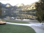 Archived image Webcam Schwarzsee the lake 02:00