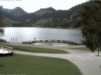 Archiv Foto Webcam Schwarzsee See 08:00