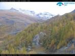 Archived image Webcam Monterosa - peak Jolanda 04:00