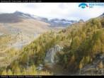 Archived image Webcam Monterosa - peak Jolanda 06:00