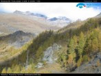 Archived image Webcam Monterosa - peak Jolanda 08:00