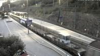 Archived image Webcam train station of Filisur 14:00