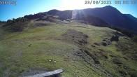 Archived image Webcam Mutta - Alp Raguta 02:00